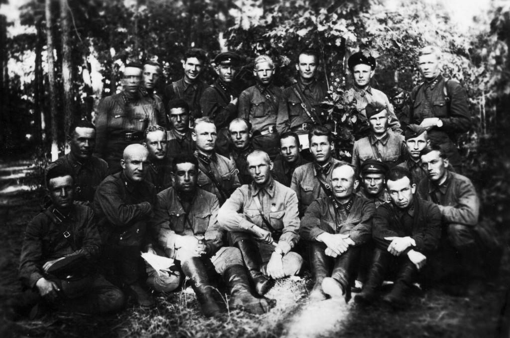Август 1942. Воронежский фронт